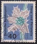 Sellos de Europa - Alemania -  flora & filatelia