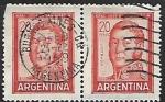 de America - Argentina -  José Francisco de San Martín (1778-1850)