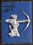 de Europa - Rusia -  Olimpiadas 19080