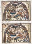 Stamps : Europe : Spain :  NAVIDAD 72 (41)