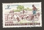 Sellos de Africa - Mali -  21
