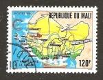 Sellos del Mundo : Africa : Mali : 398