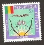 Sellos del Mundo : Africa : Mali : O13