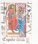Stamps : Europe : Spain :  ESTATUT D