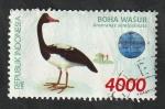 Stamps : Asia : Indonesia :  1647 - Pato, anseranas semipalmata
