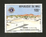 Stamps Mali -  233