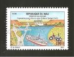 Sellos del Mundo : Africa : Mali : 1102