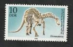 Stamps : Europe : Germany :  2924 - Dicraeosaurus