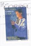 Stamps : Europe : Spain :  I CONCURSO 1º PREMIO CATEGORIA JUVENIL(41)