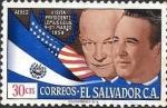 Sellos del Mundo : America : El_Salvador : personajes