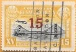 Sellos del Mundo : America : El_Salvador : golden gate