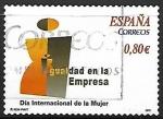 Sellos de Europa - España -  Igualdad en la empresa