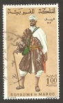 Stamps : Africa : Morocco :  205
