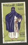 Stamps : Africa : Morocco :  206