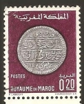 Stamps : Africa : Morocco :  216