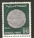 Stamps : Africa : Morocco :  218