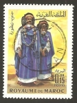 Stamps : Africa : Morocco :  220