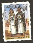 Stamps : Africa : Morocco :  221