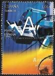 Stamps Europe - Spain -  Marca España - letra A