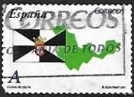 Stamps Europe - Spain -  Comunidades Autónomas - Ceuta