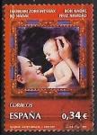 Stamps Europe - Spain -  Navidad 2010