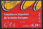 Stamps Europe - Spain -  Presidencia española de la Unión Europea