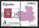 Stamps Europe - Spain -  Comunidades autónomas - Castilla-La Mancha