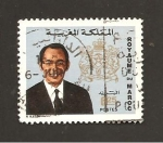 Stamps Africa - Morocco -  281