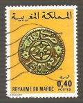 Stamps Africa - Morocco -  357
