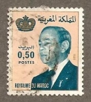 Stamps Africa - Morocco -  513