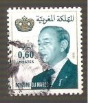 Stamps Africa - Morocco -  514