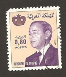 Stamps Africa - Morocco -  518