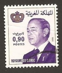 Stamps Africa - Morocco -  519