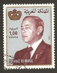 Stamps Africa - Morocco -  520