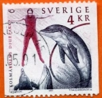 Sellos de Europa - Suecia -