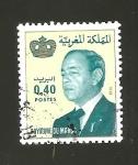 Sellos de Africa - Marruecos -  512