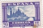 Sellos del Mundo : Europa : España : XIX CENTENARIO DE LA VIRGEN DEL PILAR(41)