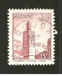 Sellos de Africa - Marruecos -  SC15