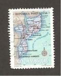 Sellos del Mundo : Africa : Mozambique : 389