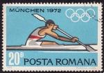 Sellos de Europa - Rumania -  Remo