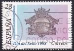 Sellos del Mundo : Europa : España : día del sello '93
