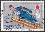 Stamps : Europe : Spain :  juegos olímpicos invierno
