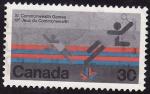 Sellos de America - Canadá -  XI Juegos de la Commonwealth