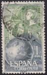 Stamps : Europe : Spain :  día del sello