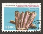 Sellos del Mundo : Africa : Mozambique : 651