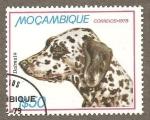 Sellos de Africa - Mozambique -  663