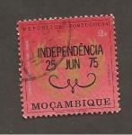 de Africa - Mozambique -  SC