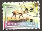 Sellos del Mundo : Africa : Níger : 984