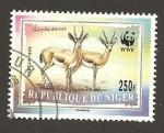Sellos del Mundo : Africa : Níger : 985