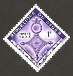 Stamps Niger -  J23